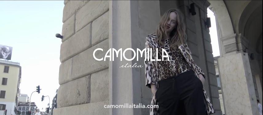 Canzone Camomilla Italia pubblicità Women Never Stop - Autunno/Inverno 16/17 - Musica spot Novembre 2016