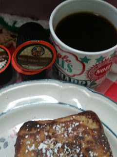 crazy cups maple french toast coffee 3