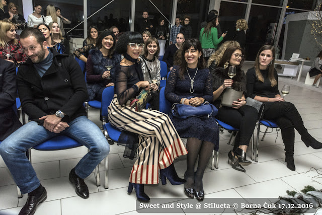 "Peti rođendan blog/portala Stilueta ""Sweet and Style"" @ Porche Inter Auto Rijeka 17.12.2016"