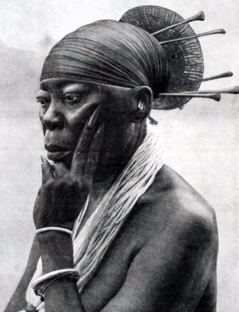 The Incredibly Elongated Head Culture Of The Mangbetu