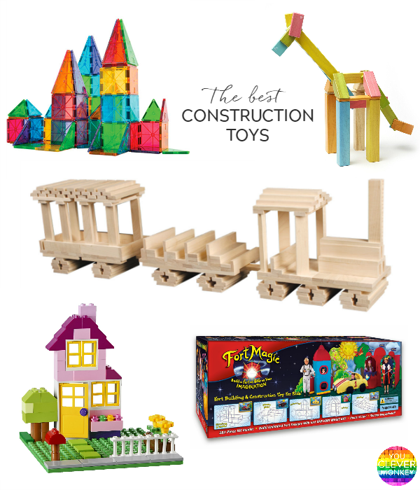 30+ Gifts My Children Have Loved But Didn't Ask For - Our pick of the best open-ended toys to gift this Christmas that will not be gathering dusk by the end of January   you clever monkey