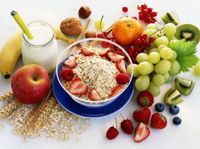 Healthy Food In Winter