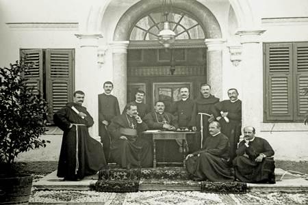 Shoqeria Bashkimi në Shkodër (1899)