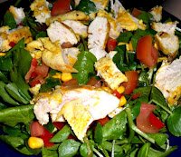 Receitas Saudáveis com Salada Primavera
