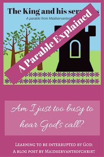 Are you just to busy to hear God's Call?