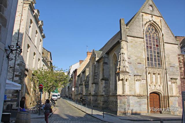 La Capilla Saint-Ives de Rennes