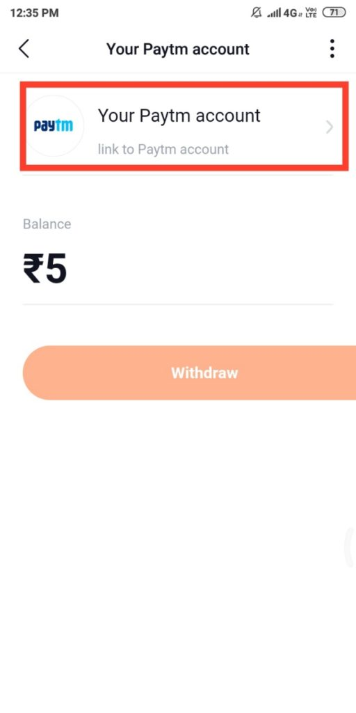 Get Rs 5 PayTM Cash/Refer Instantly From Helo App - SALE WALA