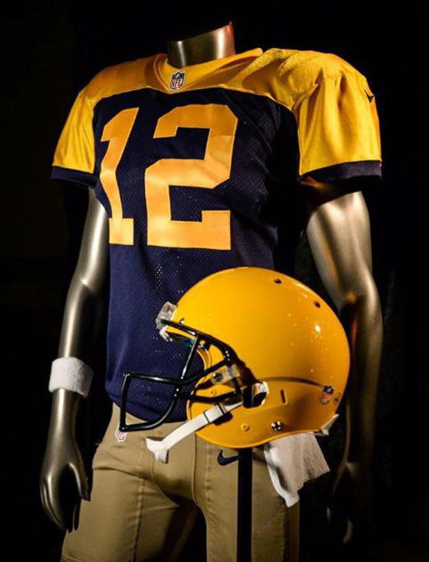 Uniform photos  Green Bay Packers 9e2f39991