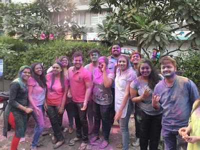 Holi Celebration - Adler Talent Solutions