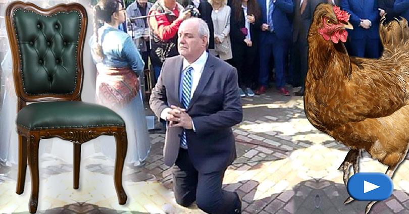 Ορκίστηκε Βουλευτής ο Τέρενς Κουίκ - Στηρίζει ΣΥΡΙΖΑ