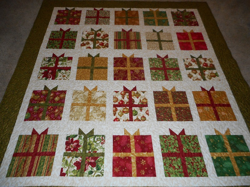 Whisper Of Rose Quilts Gift Quilt