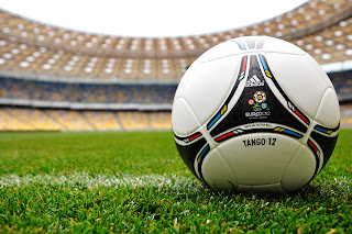 Euro 2012 Cup Officall Ball Adidas Tango HD Wallpaper