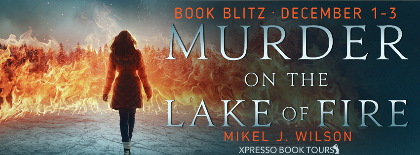 Murder on The Lake Book Blitz