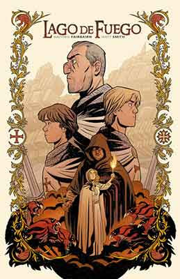 Lago de Fuego de Nathan Fairbairn y Matt Smith