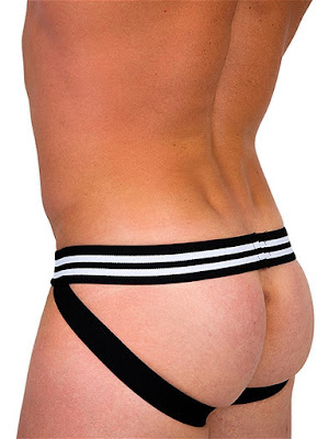 Pistol Pete Commando Jock Underwear Olive Back Detail Gayrado Online Shop