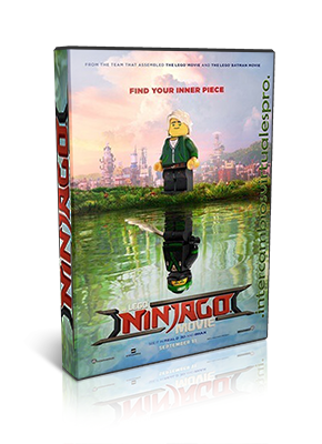 Descargar LEGO Ninjago La Película (The LEGO Ninjago Movie) (2017)