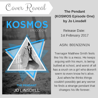 Cover Reveal: KOSMOS Episode 1 - The Pendant