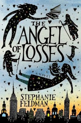 Interview with Stephanie Feldman, author of The Angel of Losses - July 28, 2014
