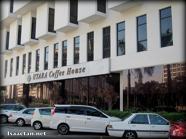 Utara Coffee House Armada Hotel PJ