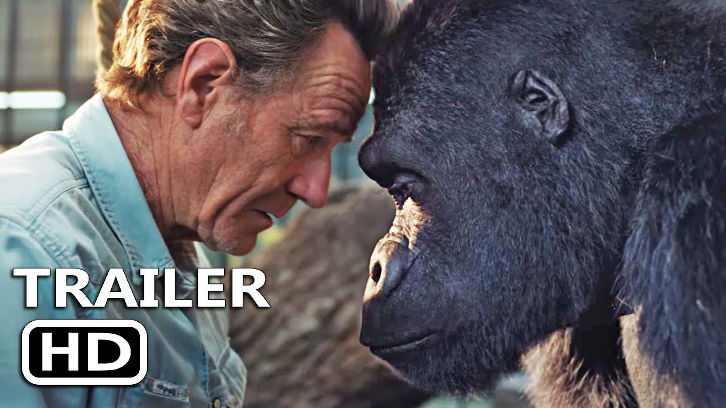 MOVIES: The One and Only Ivan - Trailer feat Bryan Cranston