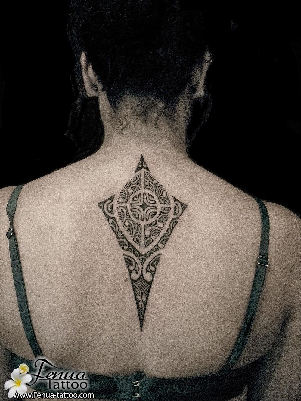 image tatouage polynesien signification. Black Bedroom Furniture Sets. Home Design Ideas