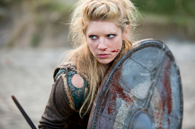 Lagherta da série Vikings, Girl Power!