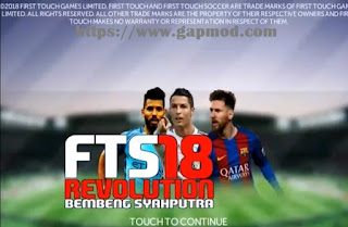 FTS 18 REVOLUTION v1 by Bembeng