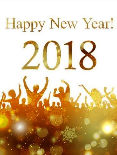 Happy New Year 2018 Quotes Images | Welcome 2018 New Year Wishes for FB