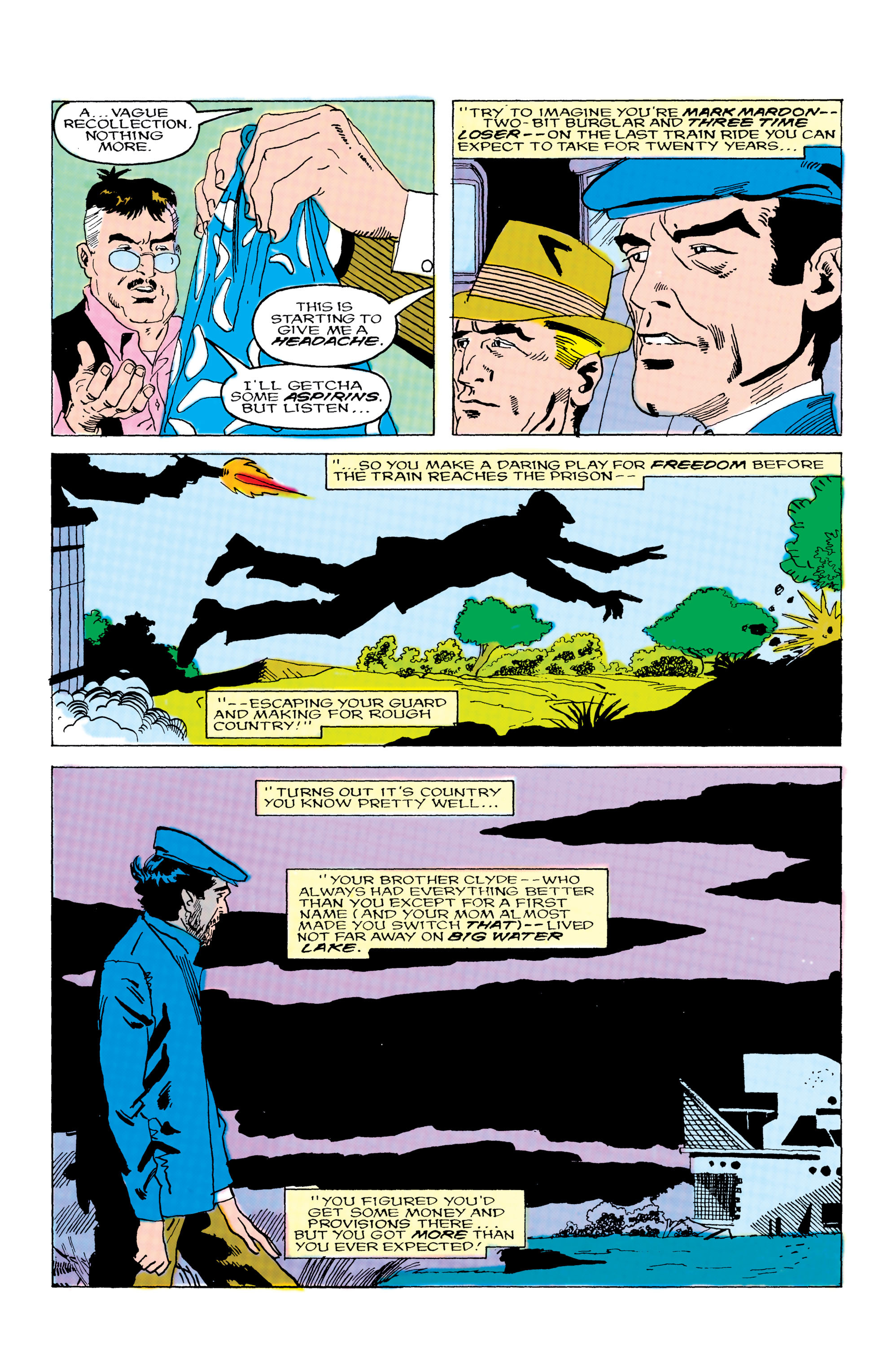 Read online Secret Origins (1986) comic -  Issue #41 - 28