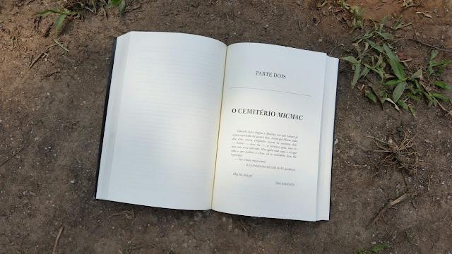 Resenha Livro O Cemitério
