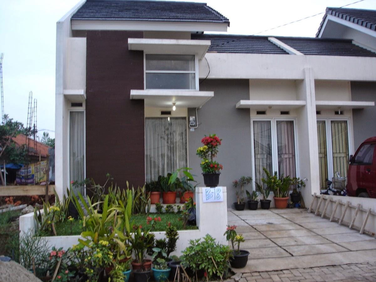 Desain Rumah Modern Ukuran 9x12