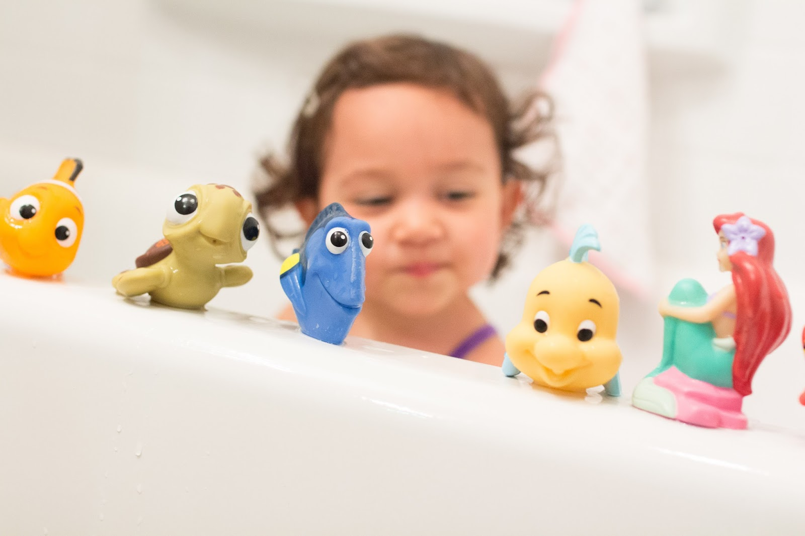 Bath Time With The First Years Disney Baby Bath Happily Ever Parker