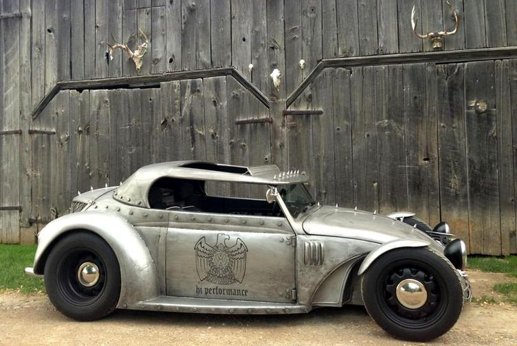 Photo Booth Killer: Custom VW Beetle for sale on Canada