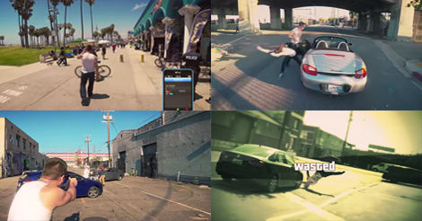 Real GTA Produced and Developed by Corridor Digital