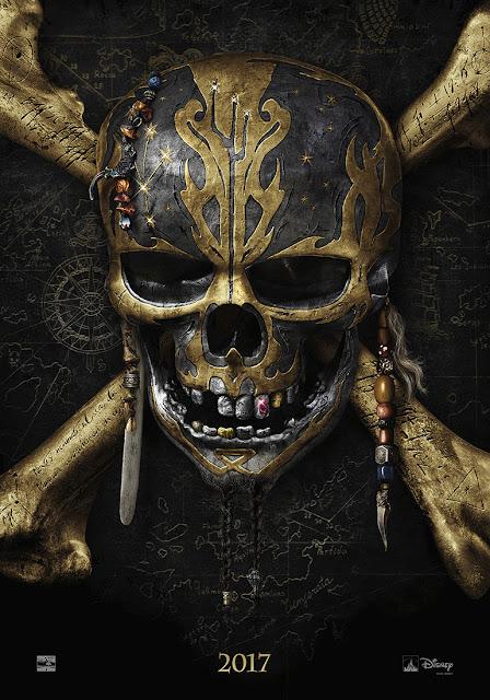 [PELÍCULAS] Piratas del Caribe: La Venganza de Salazar - Primer adelanto