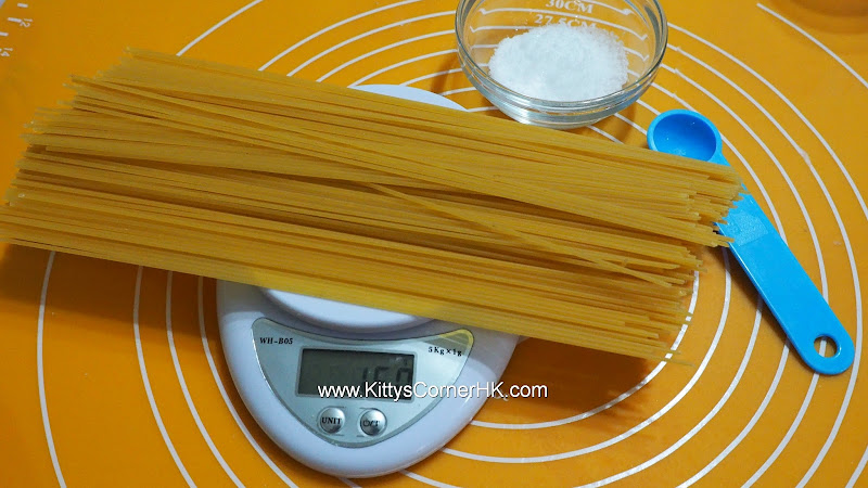 Spaghetti Cooking 意大利麵的煮法 自家食譜 home cooking recipes