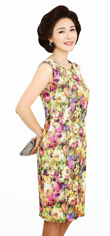 Middle-Agedolder Womens Fashion Clothing Apparel-1806