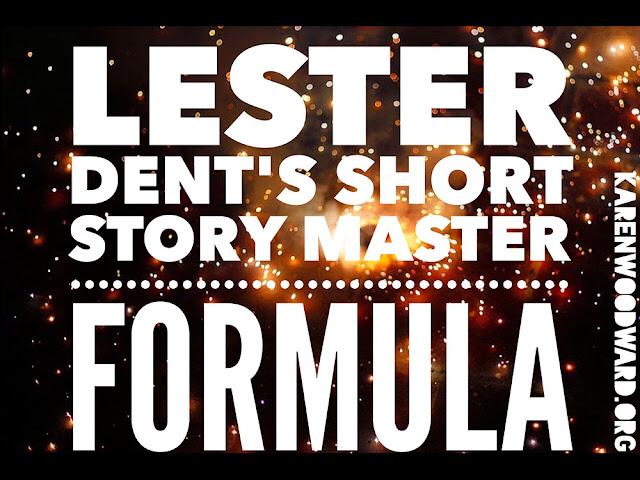 Lester Dent's Short Story Master Formula