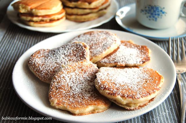 placuszki jaglane - pyszne śniadanie