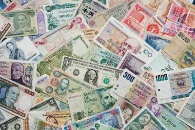 Nama Mata Uang Dunia