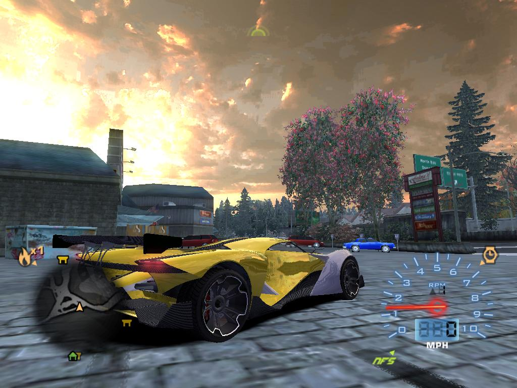 For Need For Speed Most Wanted  Black Edition Category Mod Car Replace Fordgt Author Original Model From Automan Convert To Nfs Mw Fitriy
