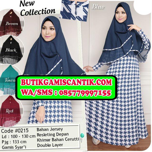 Pusat Grosir baju gamis dan busana muslim Tangerang 01b60d3181