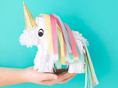10 Manualidades De Unicornio Faciles De Hacer Creando Con Estilo