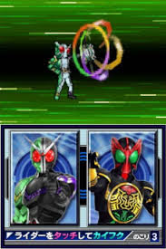 All Kamen Rider: Rider Generations Screenshot 2