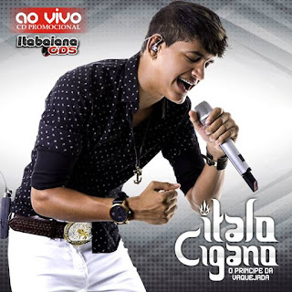 Italo Cigano - CD Vaqueiro Moderno - 2016