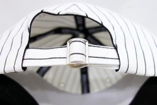 Striped Baseball Cap