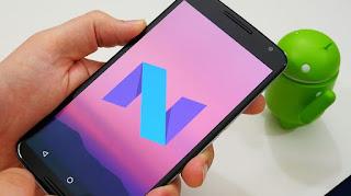 mejoras con la nueva version android N BETA 3