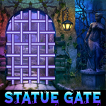 Games4King Statue Gate Es…