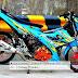 Modif Suzuki Satria FU 150 cc Terbaru