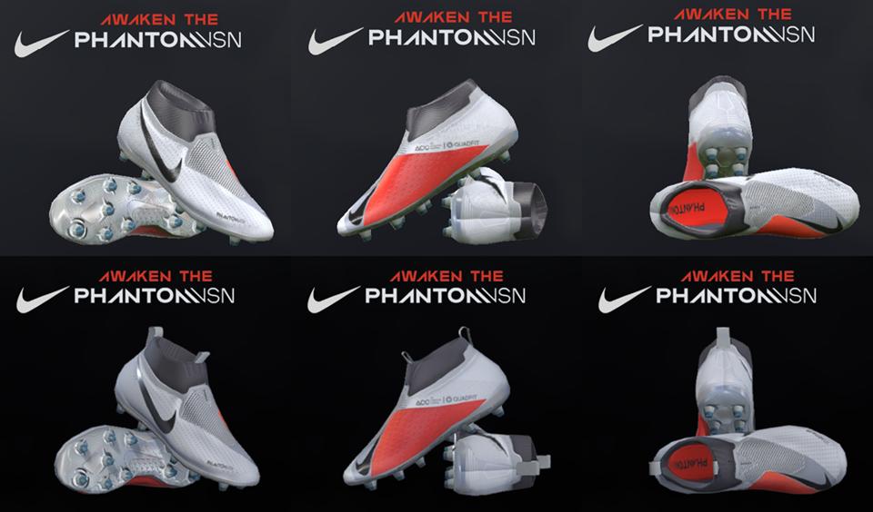 a614bc2a9b1 PES 2018   PES 2017 Nike Phantom VSN 2018 by Tisera09 ~ SoccerFandom ...